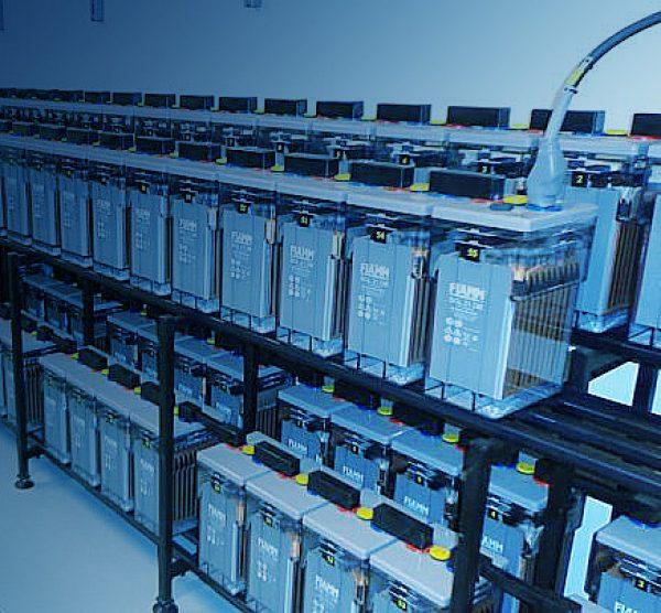 Energy-Storage-Battery banks