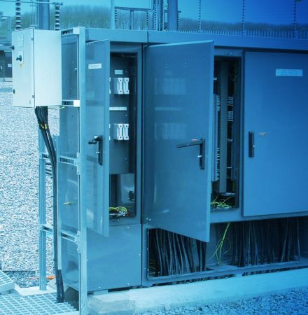 Marshalling Power Distribution Critical Power Solutions